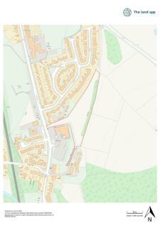 Hawarden Road, Hope, Wrexham. Land for sale