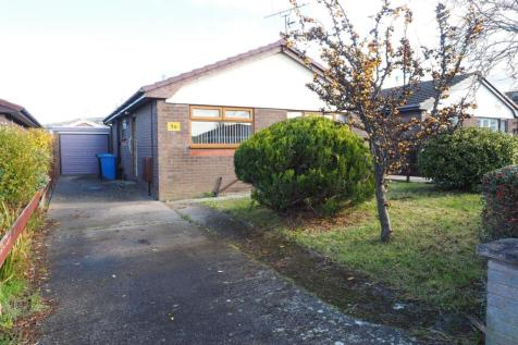 Alexandra Drive, Prestatyn. 2 bedroom detached bungalow