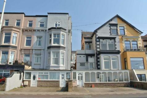 The Promenade, Blackpool, FY1 2LB. Studio flat