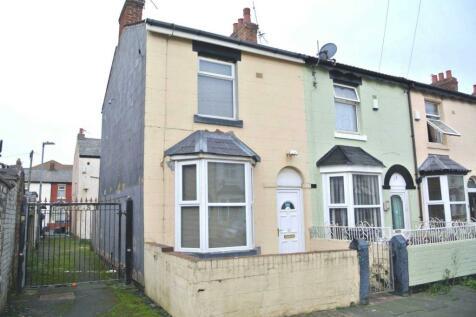Lang Street, Blackpool, FY1 2EJ. 1 bedroom end of terrace house