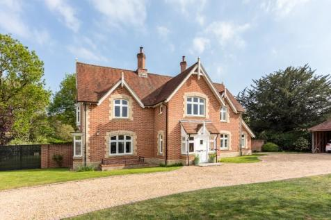 BH21 7HD. 5 bedroom detached house