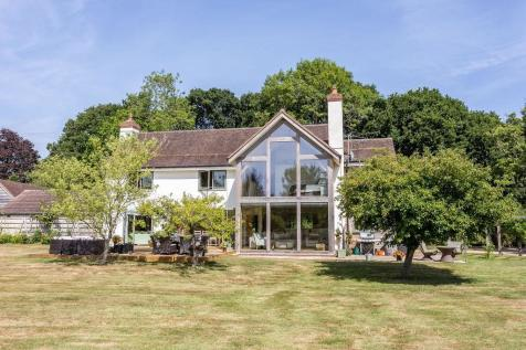 Haythorne, Horton, Wimborne, BH21. 4 bedroom detached house