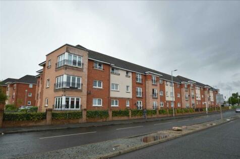 Broadcairn Court, Motherwell. 2 bedroom apartment
