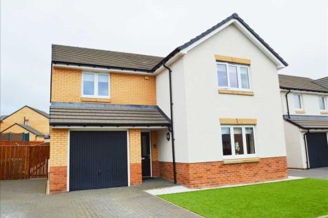 Carmuirs Drive, Newarthill. 4 bedroom detached house