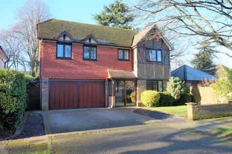 Garrard Road, Banstead. 5 bedroom detached house for sale