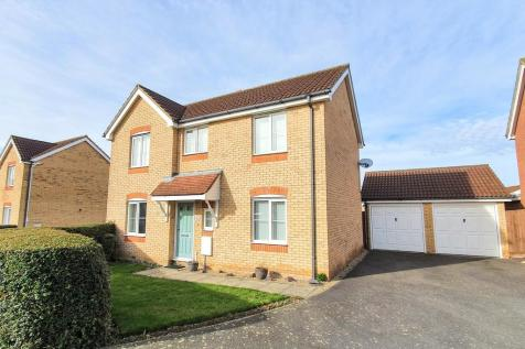 Monarch Close, Haverhill. 4 bedroom detached house for sale