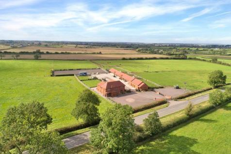 Kilby, Leicestershire. 5 bedroom detached house for sale
