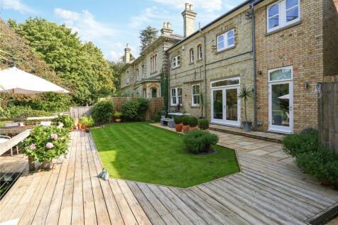 Elstead Road, Seale, Farnham, Surrey, GU10. 4 bedroom semi-detached house for sale