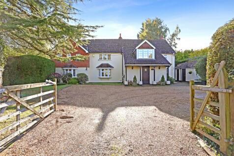 Batts Corner, Dockenfield, Farnham, Surrey, GU10. 5 bedroom detached house for sale