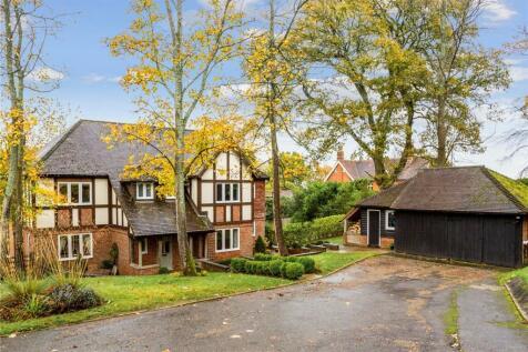 Church Lane, Ewshot, Farnham, GU10. 5 bedroom detached house for sale
