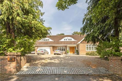 Vicarage Way, Gerrards Cross, Buckinghamshire, SL9. 4 bedroom detached house for sale