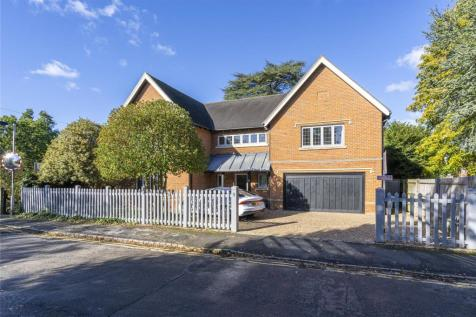 Orchehill Rise, Gerrards Cross, Buckinghamshire, SL9. 5 bedroom detached house for sale