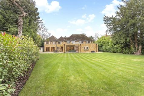 Mill Lane, Gerrards Cross, Buckinghamshire, SL9. 7 bedroom detached house for sale