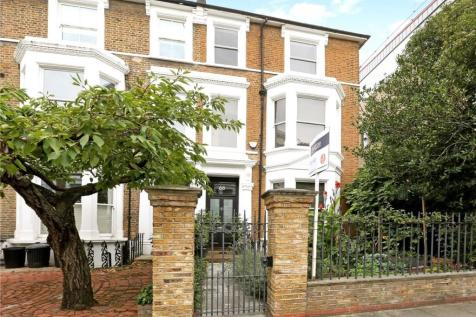 Weltje Road, London, W6. 5 bedroom end of terrace house for sale