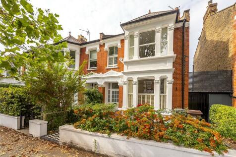 Prebend Gardens, London, W4. 6 bedroom semi-detached house