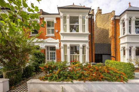 Prebend Gardens, London, W4. 6 bedroom semi-detached house for sale