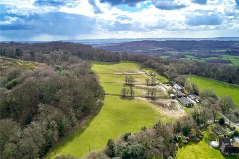 Fernden Lane, Haslemere, Surrey, GU27. Land for sale