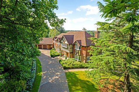 Tennysons Lane, Haslemere, Surrey, GU27. 7 bedroom detached house