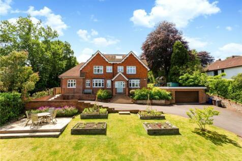 Hill Road, Haslemere, Surrey, GU27. 7 bedroom detached house