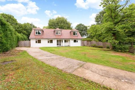 Durfold Wood, Plaistow, Billingshurst, West Sussex, RH14. 4 bedroom detached house