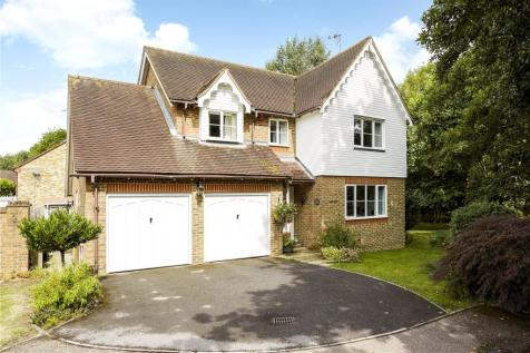 Tanbridge Park, Horsham, West Sussex, RH12. 3 bedroom detached house