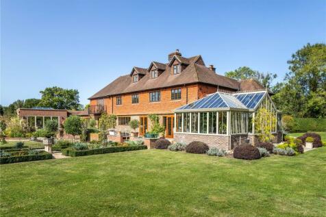 Tismans Common, Rudgwick, Horsham, West Sussex, RH12. 6 bedroom detached house for sale