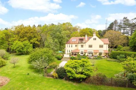 Youlbury, Boars Hill, Oxford, OX1. 6 bedroom detached house for sale