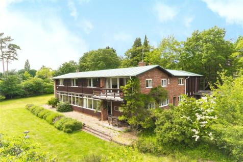 Badger Lane, Oxford, Oxfordshire, OX1. 6 bedroom detached house