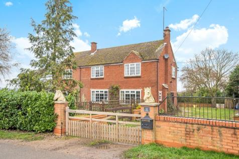 Welford NORTHAMPTONSHIRE. 5 bedroom detached house for sale