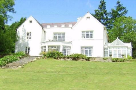 Ffairfach Llandeilo CARMARTHENSHIRE. 5 bedroom detached house for sale
