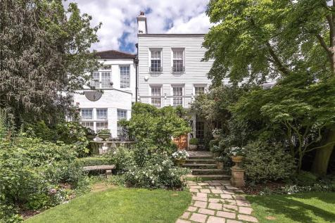 Spaniards End, London, NW3. 7 bedroom terraced house for sale