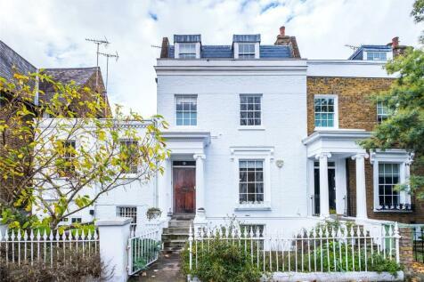 De Beauvoir Road, London, N1. 6 bedroom terraced house for sale