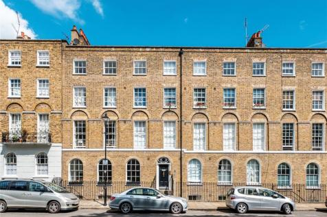 Myddelton Square, London, EC1R. 2 bedroom flat