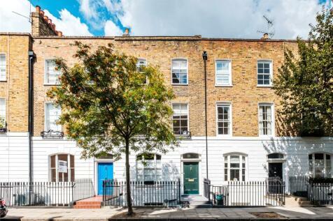 Devonia Road, London, N1. 5 bedroom terraced house