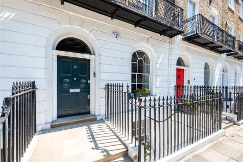 Wilmington Square, London, WC1X. 5 bedroom terraced house