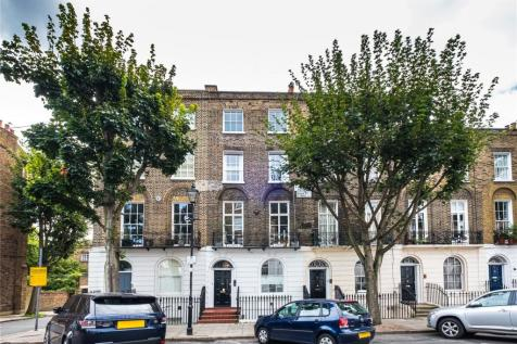 Myddelton Square, London, EC1R. 4 bedroom terraced house