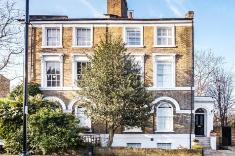 Compton Road, London, N1. 4 bedroom semi-detached house
