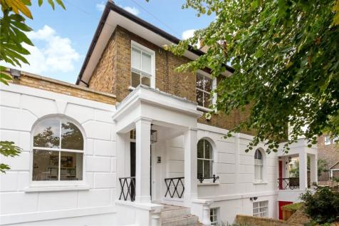 Northchurch Terrace, London, N1. 5 bedroom semi-detached house for sale