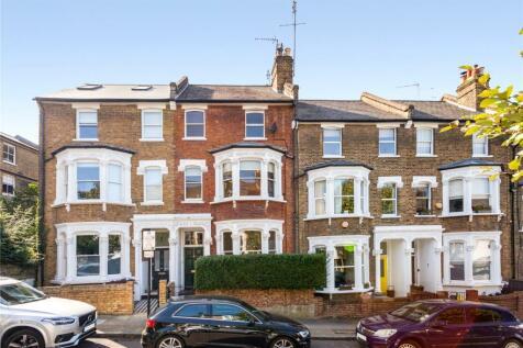 Aubert Road, London, N5. 5 bedroom terraced house for sale