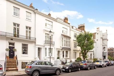 Hornton Street, London, W8. 4 bedroom terraced house for sale