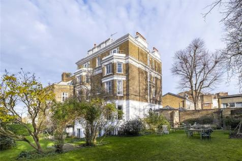 Aubrey Lodge, Aubrey Road, London, W8. 14 bedroom house for sale