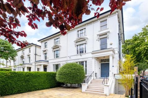 Warwick Gardens, London, W14. 6 bedroom semi-detached house