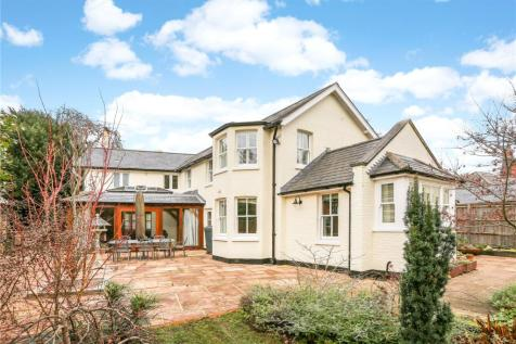 Church Road, Sunningdale, Berkshire, SL5. 5 bedroom detached house for sale