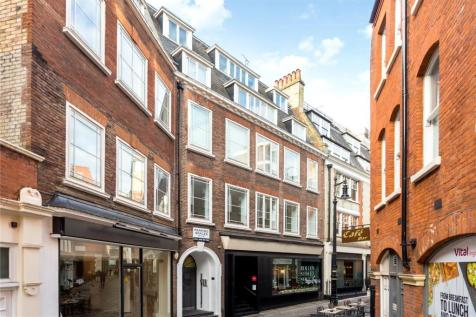 Pollen Street, Mayfair, W1S. 2 bedroom penthouse
