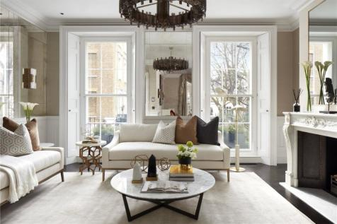 Montpelier Square, Knightsbridge, London, SW7. 6 bedroom terraced house