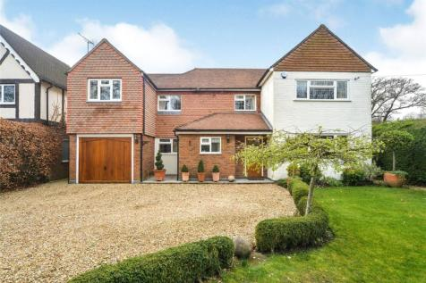 Pyrford Road, Woking, Surrey, GU22. 4 bedroom detached house for sale
