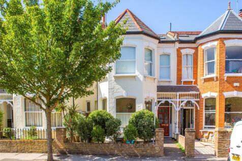Morley Road, East Twickenham, TW1. 5 bedroom terraced house
