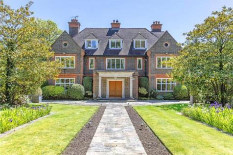Church Road, Ham, Richmond, TW10. 6 bedroom detached house