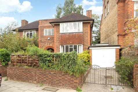 St. Georges Road, St. Margarets, Twickenham, TW1. 5 bedroom detached house for sale