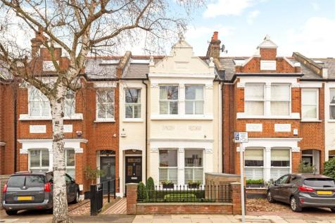 Pagoda Avenue, Richmond, TW9. 4 bedroom terraced house for sale